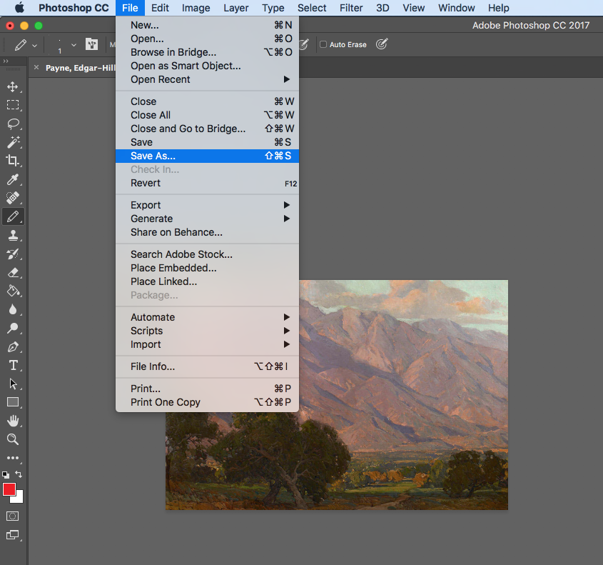 How to Resize Images – California Art Club