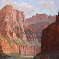 Heart of the Canyon; Colorado River, The Grand Canyon