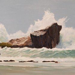 The Rocks of Pillar Point
