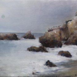 South Away, El Matador Beach