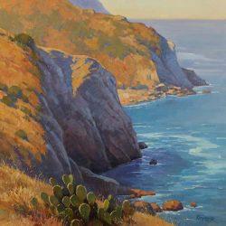 Down to Shark Harbor, Catalina Island