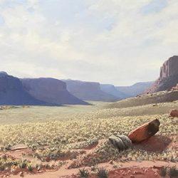 Indian Creek Canyon, Bears Ears National Monument