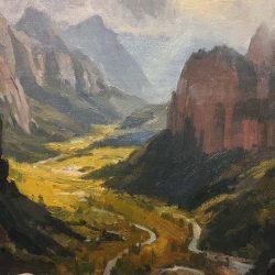 Angel's Landing, Zion Canyon
