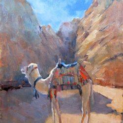 Camel (Petra, Jordan)
