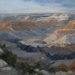 Sculpted by Time, Yavapai Point, Grand Canyon