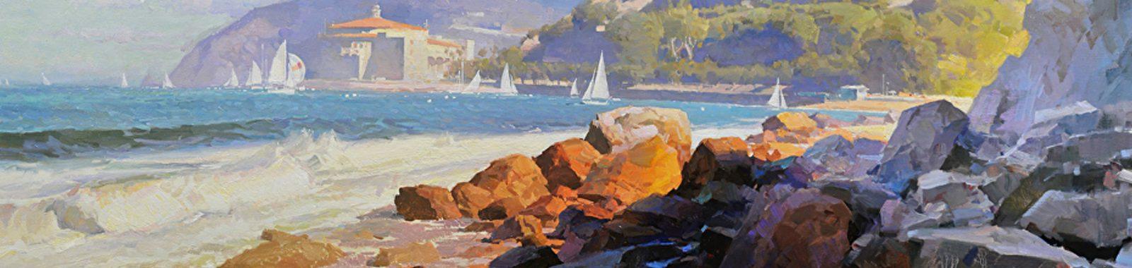"""Catalina Island"" by Calvin Liang"