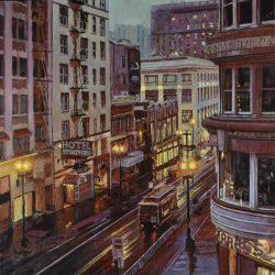 Larson, Dean_San Francisco Rain