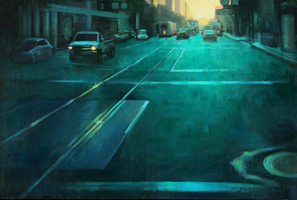 Norelius, Erica_MArket Street, San Francisco