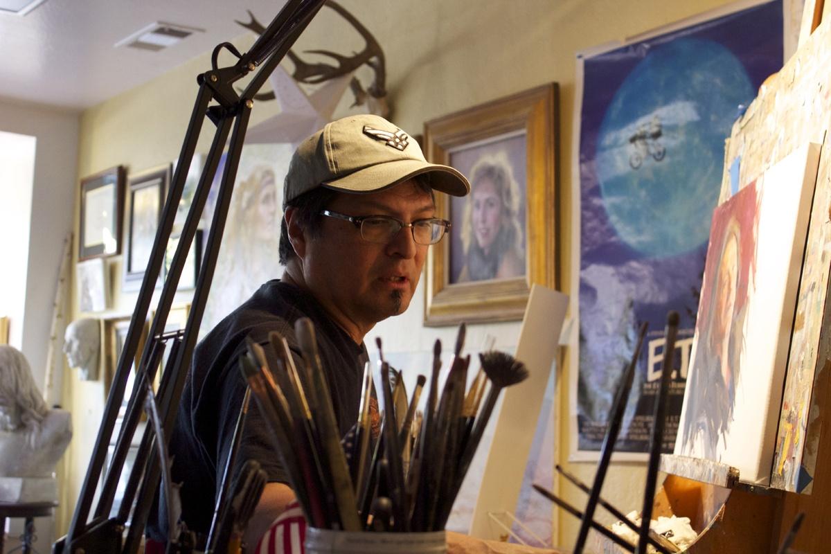 Frank Ordaz In Studio