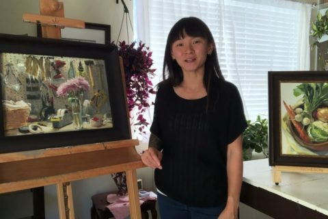 Heather Martin – 110 Annual Gold Medal Exhibition