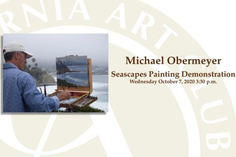 Search Avatar image Painting Seascapes – with Michael Obermeyer